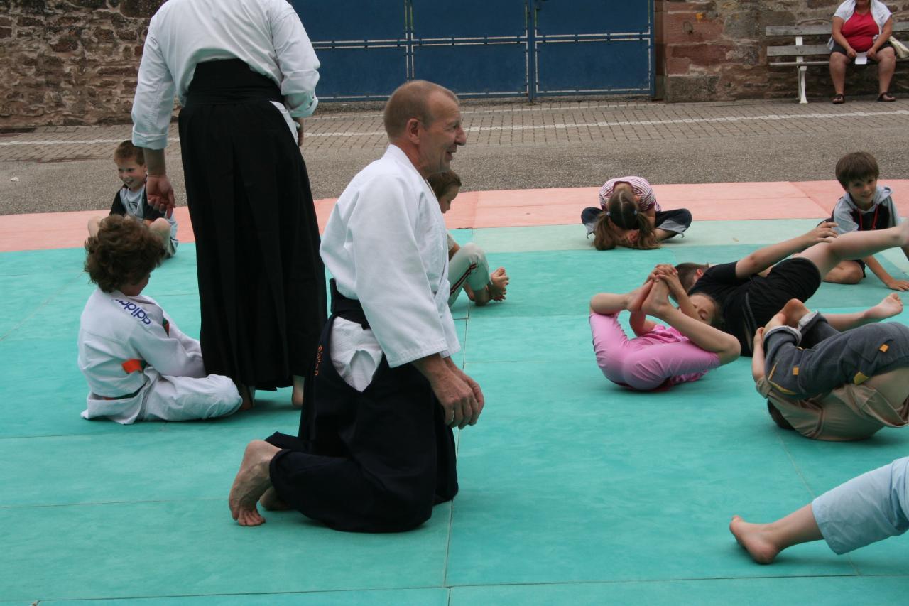 Démonstration Aikido à Marmoutier_20060628_003