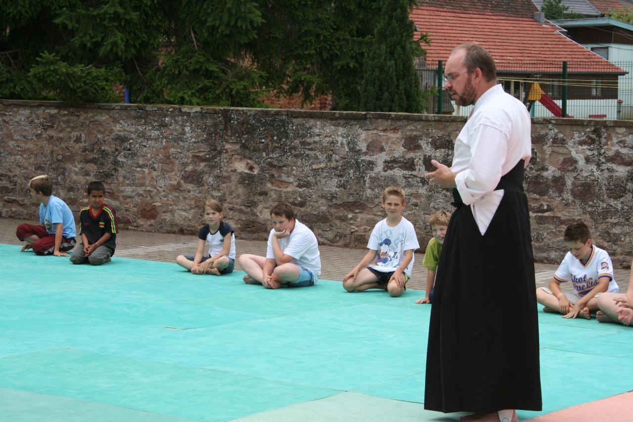 Démonstration Aikido à Marmoutier_20060628_004