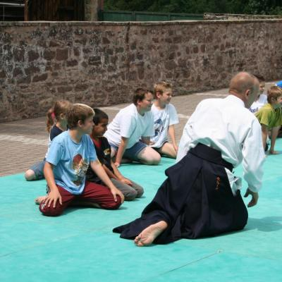 Démonstration Aikido à Marmoutier_20060628_006