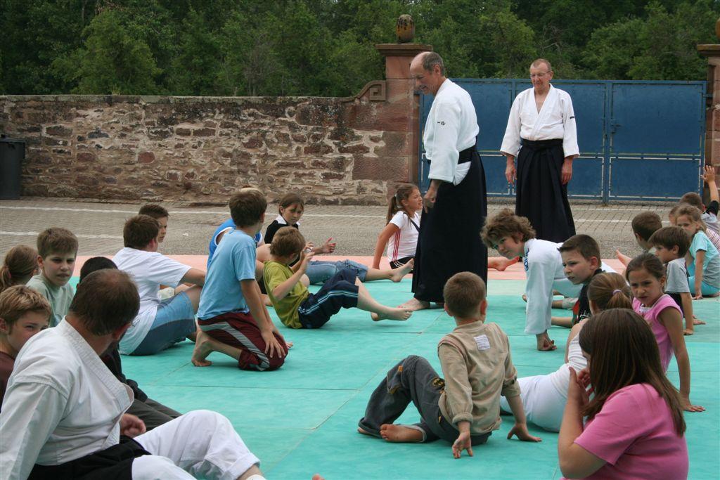 Démonstration Aikido à Marmoutier_20060628_009