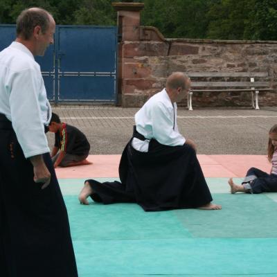 Démonstration Aikido à Marmoutier_20060628_013
