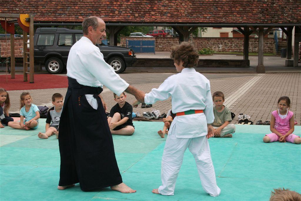 Démonstration Aikido à Marmoutier_20060628_016