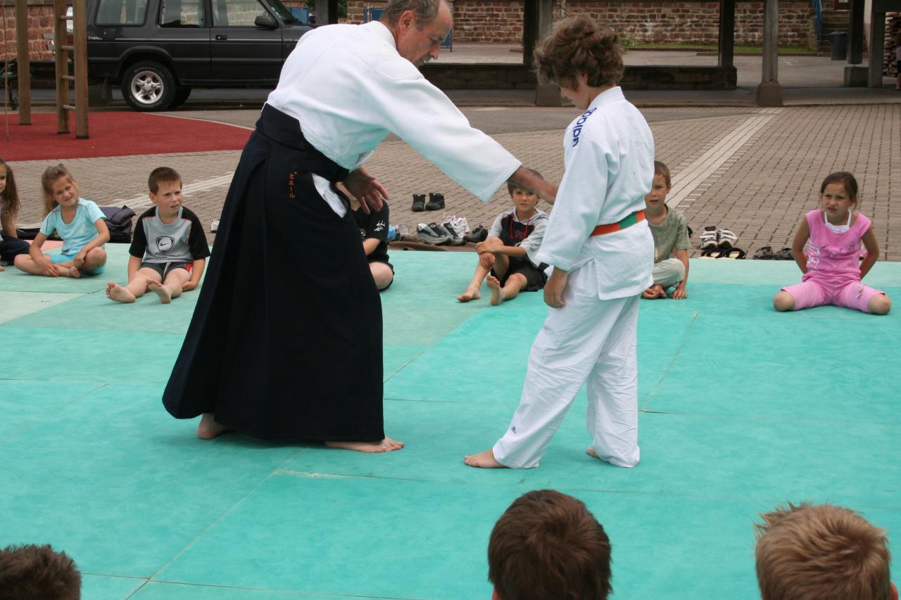 Démonstration Aikido à Marmoutier_20060628_019