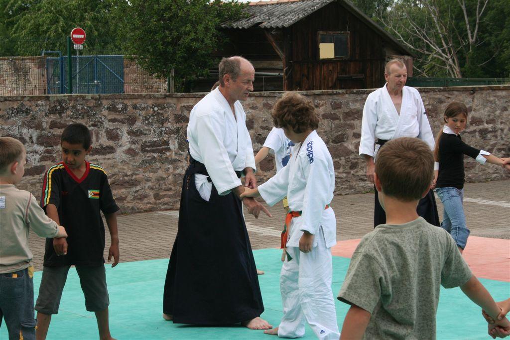 Démonstration Aikido à Marmoutier_20060628_025