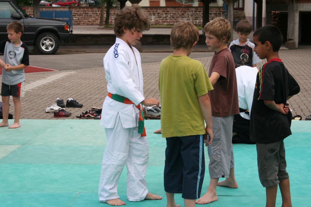 Démonstration Aikido à Marmoutier_20060628_026