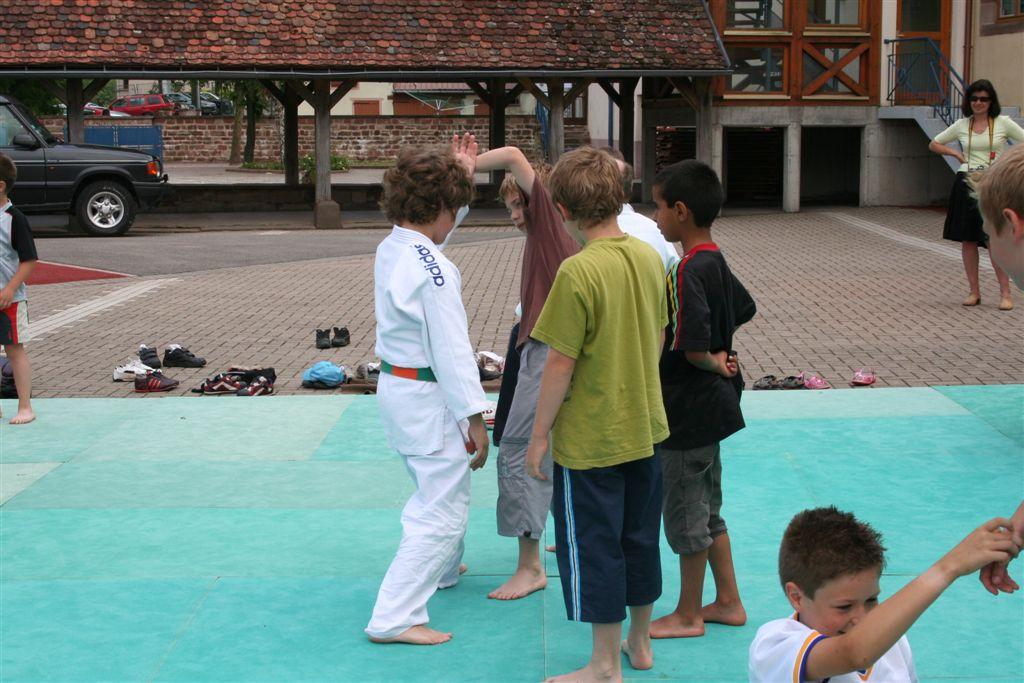 Démonstration Aikido à Marmoutier_20060628_027