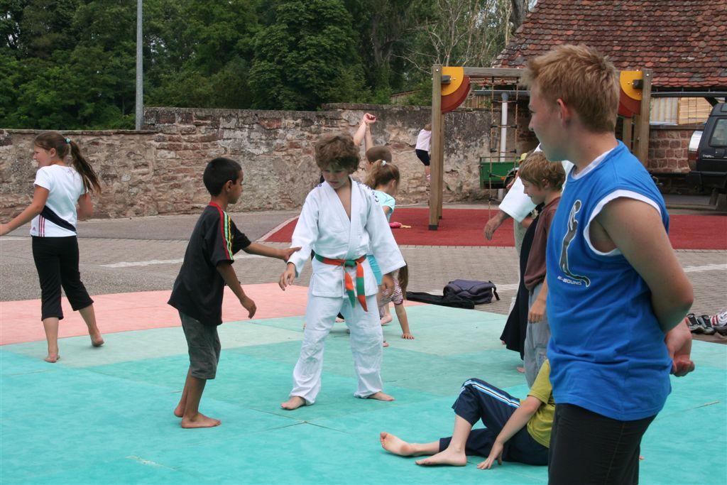 Démonstration Aikido à Marmoutier_20060628_028