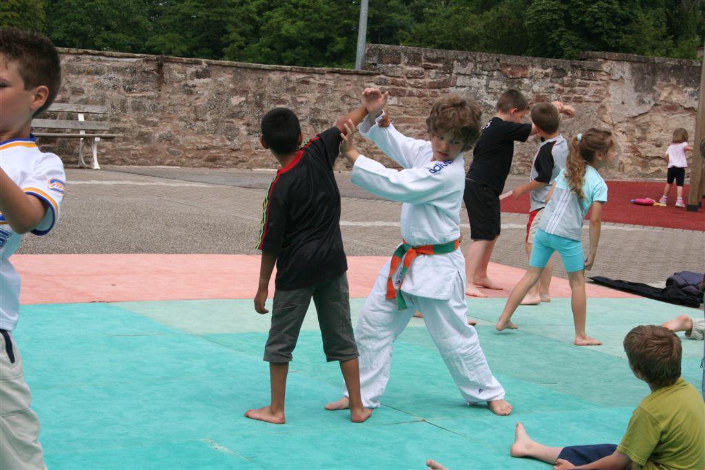 Démonstration Aikido à Marmoutier_20060628_031