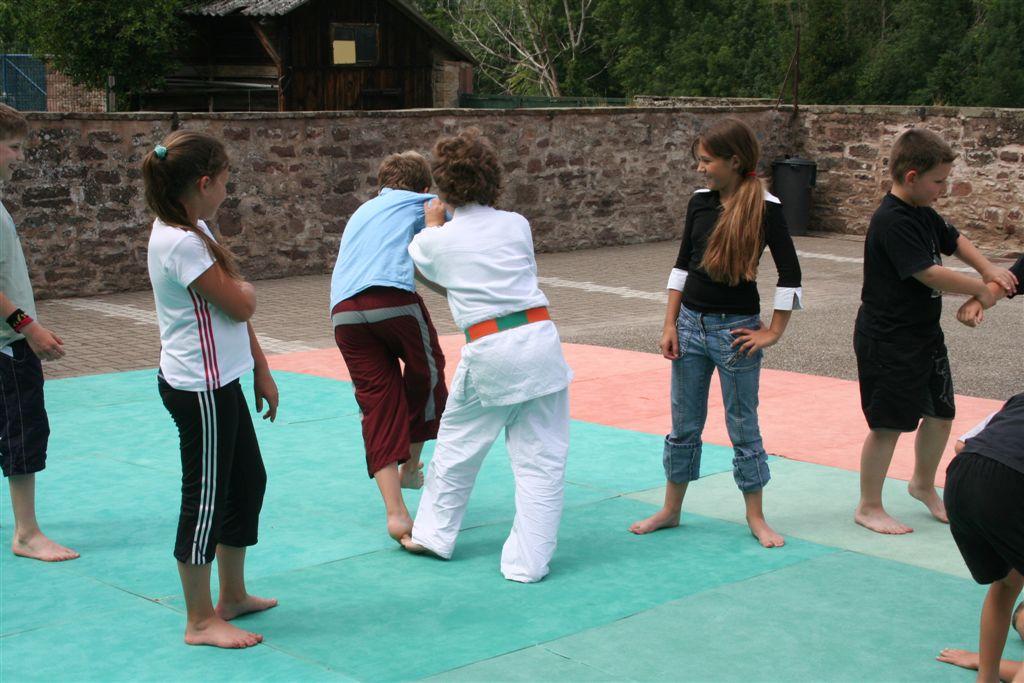 Démonstration Aikido à Marmoutier_20060628_032
