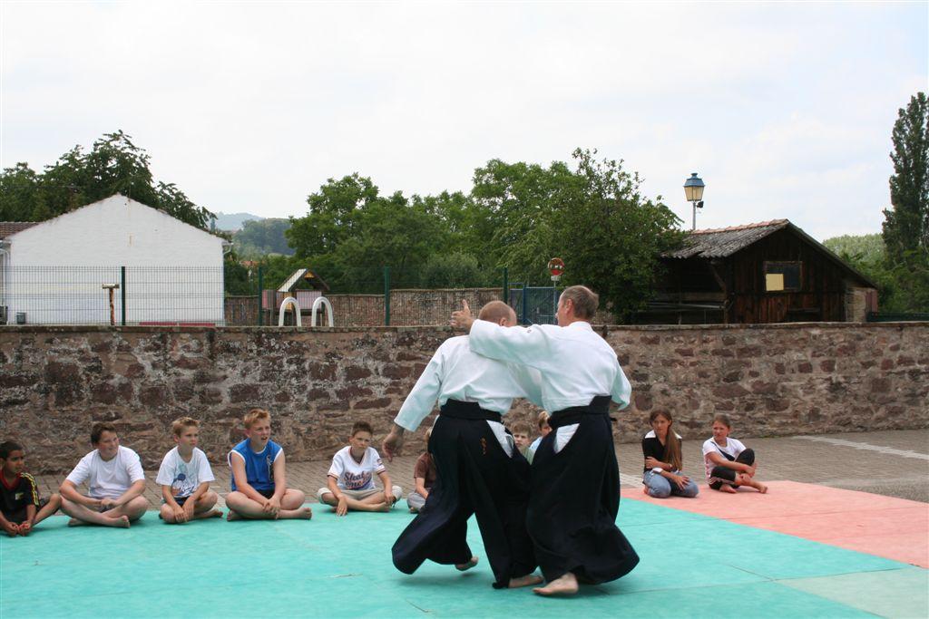 Démonstration Aikido à Marmoutier_20060628_033