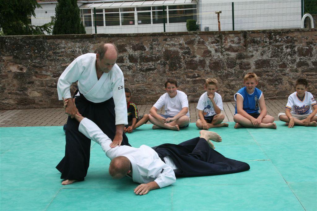 Démonstration Aikido à Marmoutier_20060628_036