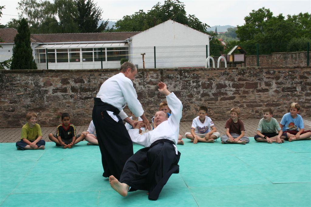 Démonstration Aikido à Marmoutier_20060628_038