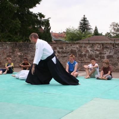 Démonstration Aikido à Marmoutier_20060628_047