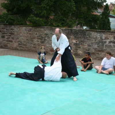 Démonstration Aikido à Marmoutier_20060628_049