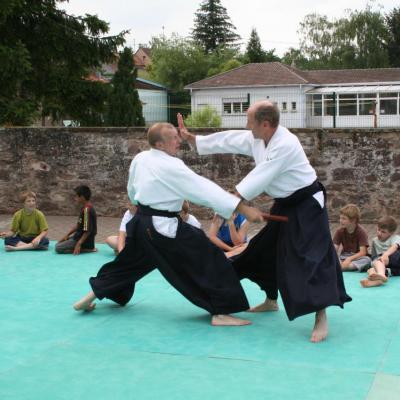 Démonstration Aikido à Marmoutier_20060628_057