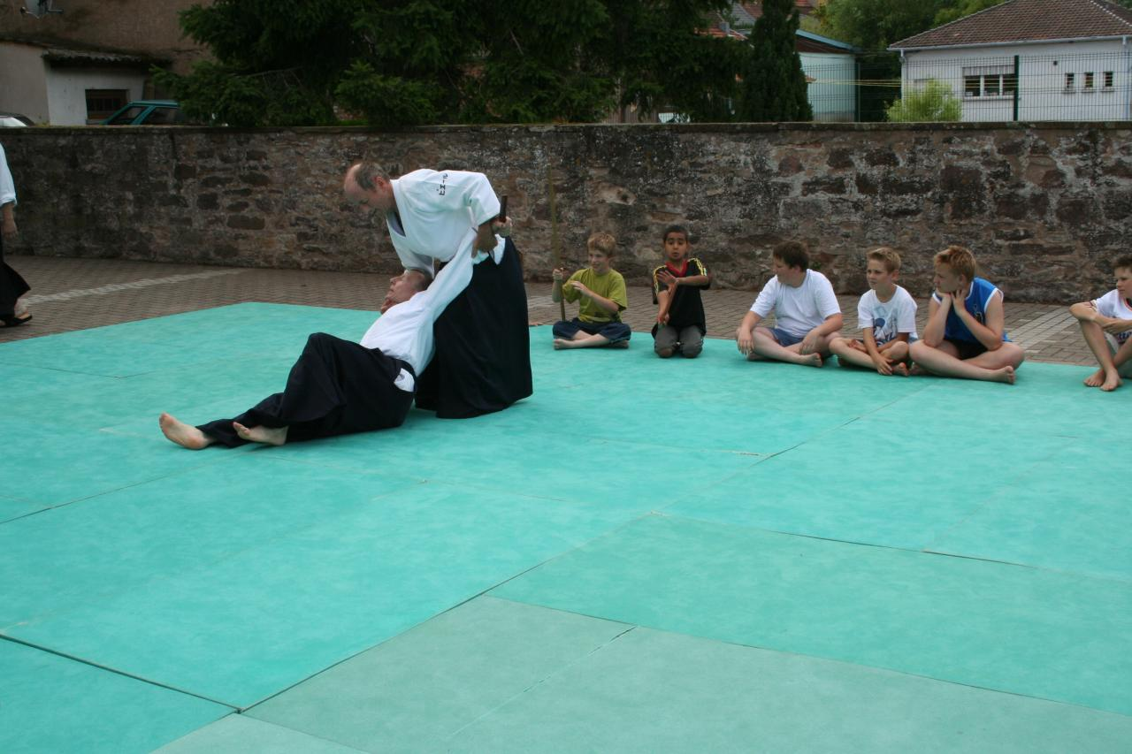 Démonstration Aikido à Marmoutier_20060628_058