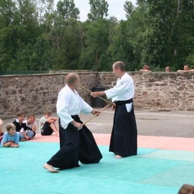 Démonstration Aikido à Marmoutier_20060628_059