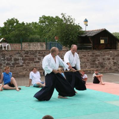 Démonstration Aikido à Marmoutier_20060628_062