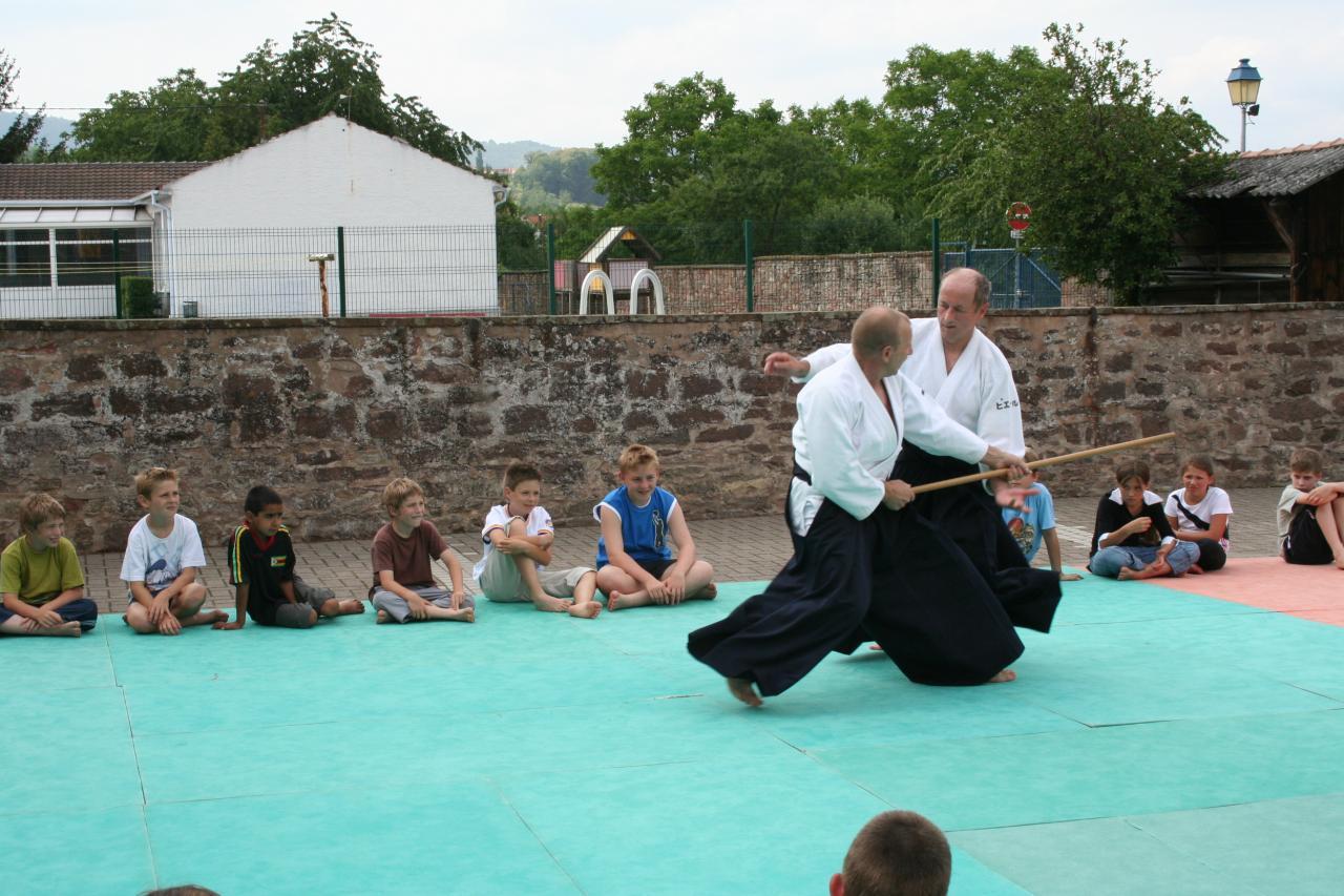 Démonstration Aikido à Marmoutier_20060628_064