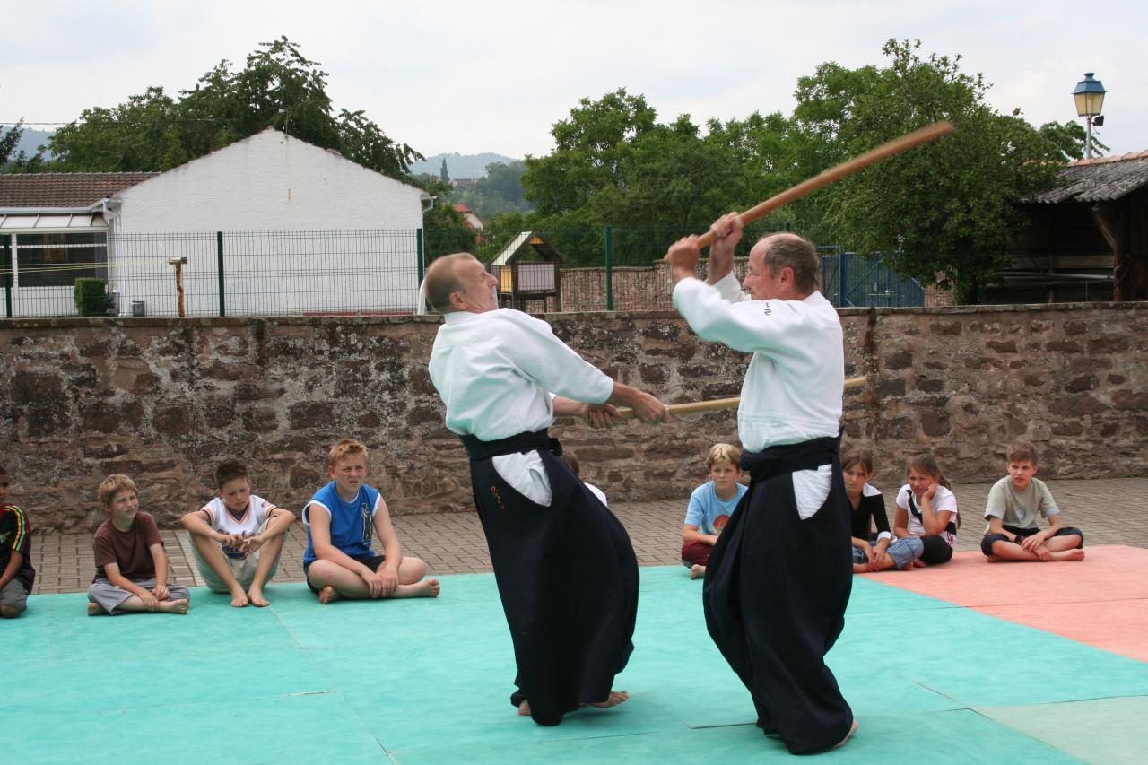Démonstration Aikido à Marmoutier_20060628_068