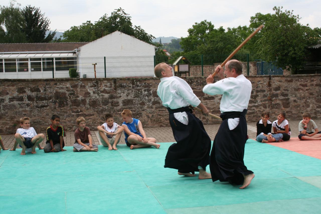 Démonstration Aikido à Marmoutier_20060628_069