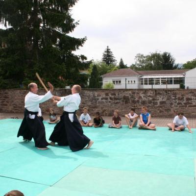 Démonstration Aikido à Marmoutier_20060628_072