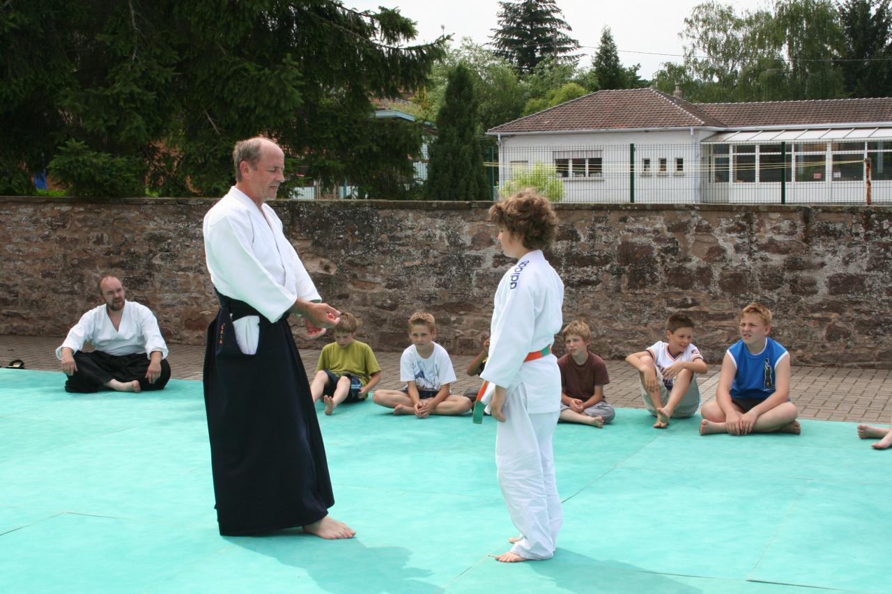 Démonstration Aikido à Marmoutier_20060628_073