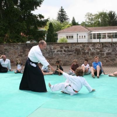 Démonstration Aikido à Marmoutier_20060628_075
