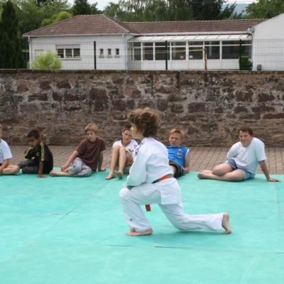 Démonstration Aikido à Marmoutier_20060628_077