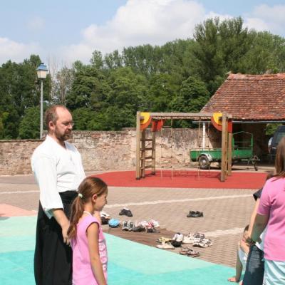 Démonstration Aikido à Marmoutier_20060628_080