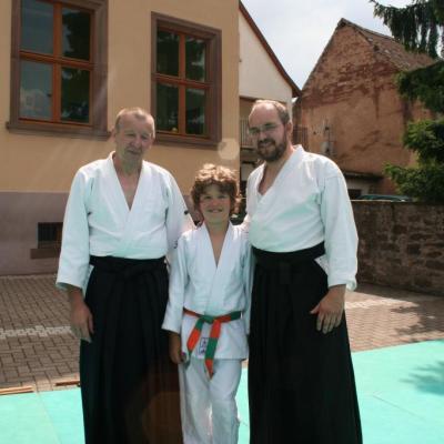 Démonstration Aikido à Marmoutier_20060628_087