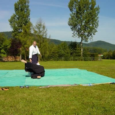 Aikido chez Eugene