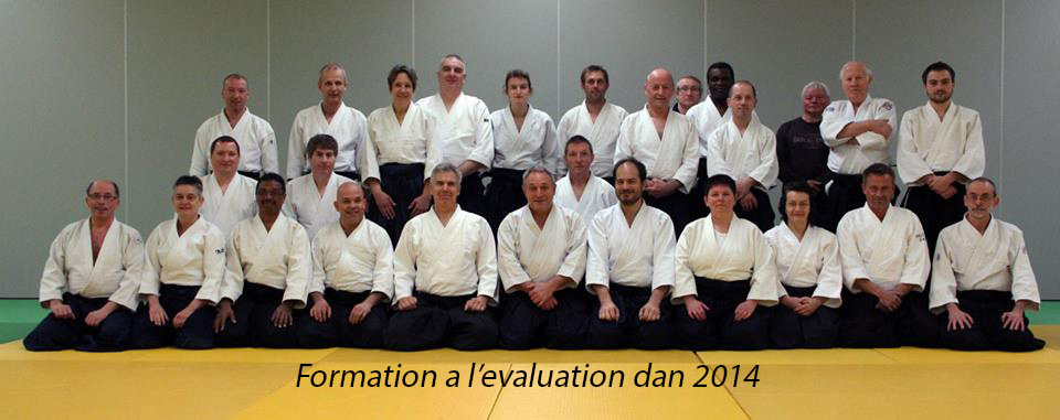 Formation a l'evalution dan 2014