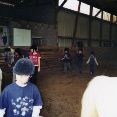 Aiki-cheval à Jetterswiller